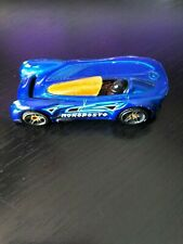 Hot Wheels Toy Diecast Vehicle Car Monopost Malaysia 2000 Blue