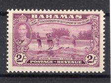 Bahamas 2/- KGVI mmint 1948 [B2002]
