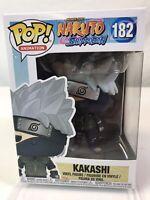 Funko Pop Anime Naruto Shippuden Kakashi #182 Vinyl Action Figure