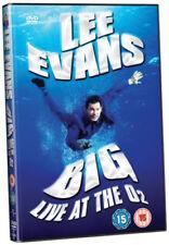 Lee Evans: Big - Live at the O2 DVD (2008) Lee Evans