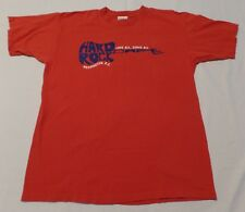 #3407-9 HARD ROCK CAFÉ WASHINGTON DC Love All, Serve All Graphic T-Shirt M