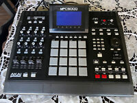 Akai Mpc 5000 professional Drum Sampler synthesizer Dj Music NOT BOOTING UP !!