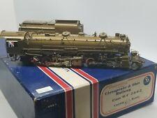 Ho Brass Nj Custom Brass Chesapeake & Ohio C&O 2-6-6-2 H-4 Steam Locomotive
