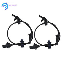 2Pcs ABS Wheel Speed Sensor Front Right / Left for 2006-2011 Honda Civic 1.8L