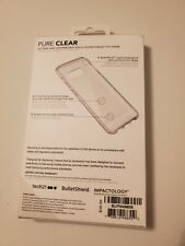 Authentic TECH21 Evo Check Case Cover for Samsung Galaxy S8 - WHITE CLEAR