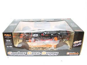 DF-Models Crusher Race Buggy 1:10, 2 WD, Gelände, RTR 2,4GHz, Akku, Ladegerät
