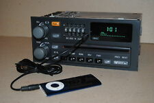 GM RADIO CD PLAYER iPod-AUX3.5mm 82-92 PONTIAC FIERO FIREBIRD GTA TRANS AM DELCO
