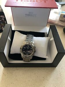 Tissot 1853 Stainless Steel Smart Watch T-Touch Swiss Made