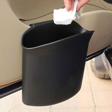 New Waste Trash Bin Rubbish Can Storage Dust Organizer Clip Car Door For Car