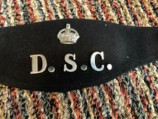 More details for ww2 kings crown and d.s.c dorset special constable / police home front armband