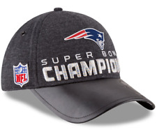 New England Patriots New Era Black Super Bowl LII Champions Trophy Collection
