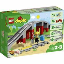 LEGO DUPLO Ponte e Binari Ferroviari 10872