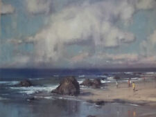 Large (up to 60in.) Impressionist Seascape Art Prints