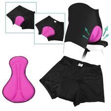 Culottes y pantalones cortos de ciclismo rosa
