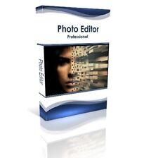 Professional Photo Editor - Image Editing Software - Photoshop CS4 CS5 CS6