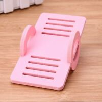 Wooden House Rat Hamster Play Seesaw Toys Exercise Mouse