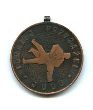 Polish Judo medal Socialist country Judo Tournament Koszalin 1972