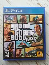 Used Grand Theft Auto GTA V (Five 5) PS4 Game
