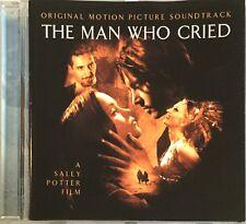 BO FILM : THE MAN WHO CRIED (SALLY POTTER) / LICITRA NICHOLSON - [ CD ALBUM ]