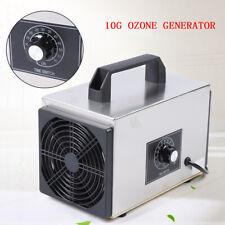Generatore di ozono professionale dispositivo di ozono 10g / h timer purificator