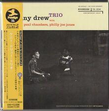 Kenny Drew Trio – Kenny Drew Trio FIRST EDITION JAPAN MINI LP CD Paul Chambers