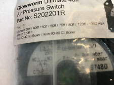 Glow Worm-ULTIMATE 30FF40FF50FF 60FF 70FF 80FF AIR PRESSURE SWITCH-S202201 - New