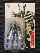 Giudice Dredd 2000 AD JUDGE MORTIS 1:12 Scale Action Figure Threezero 15cm