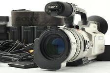 DHL [N MINT+++] SONY DCR VX2000 Silver Digital Video Camera Recorder From JAPAN