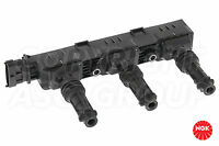 New NGK Ignition Coil For VAUXHALL OPEL Corsa 1.0 Hatchback 2010-11