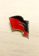 Columma Durruti CNT FAI Enamel Pin Badge - Socialist Collection