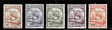 HICK GIRL- MH. PORTUGAL STAMPS  SC#320-4  1924 CAMOENS ISSUES      H1056