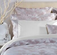 Christy Taupe Mosaic SuperKing Bed Duvet Cover Set RRP: £240