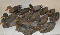 Vintage Plasti-Duk & Inflatable Rubber + 2 Modern lot of 21 Hunting Decoys
