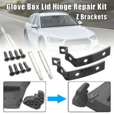 Glove Box Lid Hinge Snapped Repair Kit Brackets For Audi A4 S4 RS4 B6 B7 8E NEW