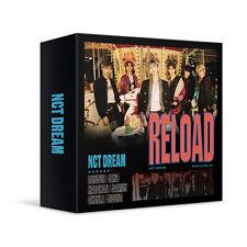 NCT DREAM RELOAD 4th Mini Kihno Album KIT+Folding Photo+Karte K-POP SEALED