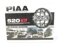 PIAA 520 Series ATP Xtreme White Plus Halogen Driving Lamp Kit Fog Lights 5296