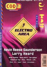 CODA #19 -ELECTRO AREA- Kevin Reese Saunderson, Larry Heard, Woop Digidub,...