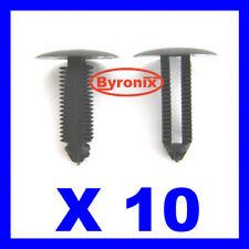 FORD ESCORT PLASTIC INTERIOR TRIM CLIPS 6560532 INSULATORS X 10