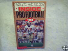 1990 Bruce Weber's Inside Pro Football, JOE MONTANA