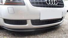 Genuine Audi TT 8N Splitter Paraurti Anteriore Spoiler PTN Trim Lip Addon TTS TTRS
