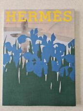 Livre Hermes fashion catalogue francais LE MONDE D'HERMES PARIS #38 2001 Vol. I