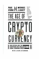 The Age of Cryptocurrency: How Bitcoin and the Blockchain Are C... Free Shipping