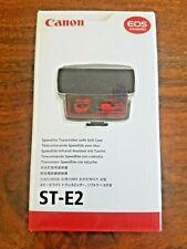 Canon Speedlite Transmitter ST-E2 - With USA Warranty