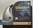 Dazzle Video Creator Platinum Transfer Videos From Tape To DVD Pinnacle Avid