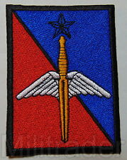 France French Army Special Forces Brigade (BFST) Patch