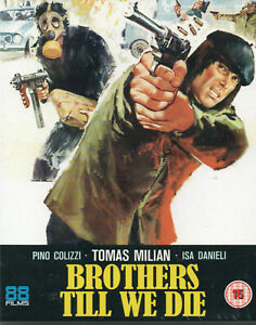 Brothers Till We Die - Limited Edition In Slipcase - UK Blu Ray Disc..
