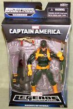 "Marvel Legends HYDRA SOLDIER Captain America Infinite 6"" Figure Mandroid Series"