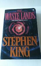 THE WASTE LANDS: DARK TOWER: BOOK III by Stephen King 1st Plume Printing 1992