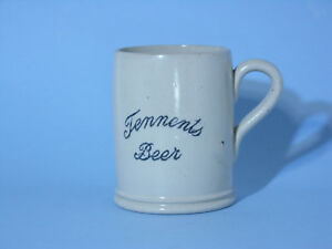 Antique Tennents Beer Tankard – Possil Pottery - circa 1917