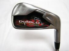 Used RH Callaway Diablo Forged 4 Iron Steel Fiber Graphite Stiff Flex S-Flex